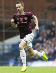 Steven MacLean hopes to repay Craig Levein's faith in him by helping the Hearts boss get his hands on his first ever trophy.