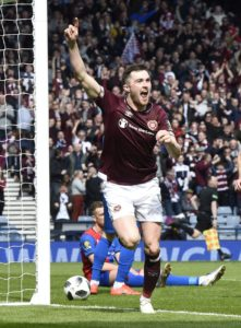 John Souttar believes lifting the William Hill Scottish Cup would complete Hearts' recovery from their administration hell.