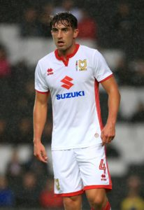 George Williams and Joe Walsh could return to the MK Dons starting line-up for their winner-takes-all clash with automatic promotion rivals Mansfield.