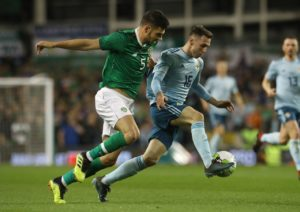 John Egan is determined to make the most of his second crack at the Premier League after having to take a step back to move on in his career.