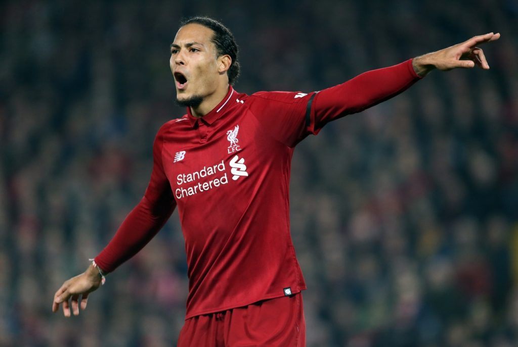 Liverpool defender Virgil van Dijk says his team can still win the Premier League title as they prepare to take on Wolves on Sunday.