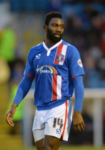 Veteran striker Jabo Ibehre is staying at Cambridge until the end of next season, the Sky Bet League Two club have announced.