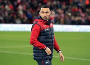 Swansea have appointed Leon Britton as football advisor to the board of directors.