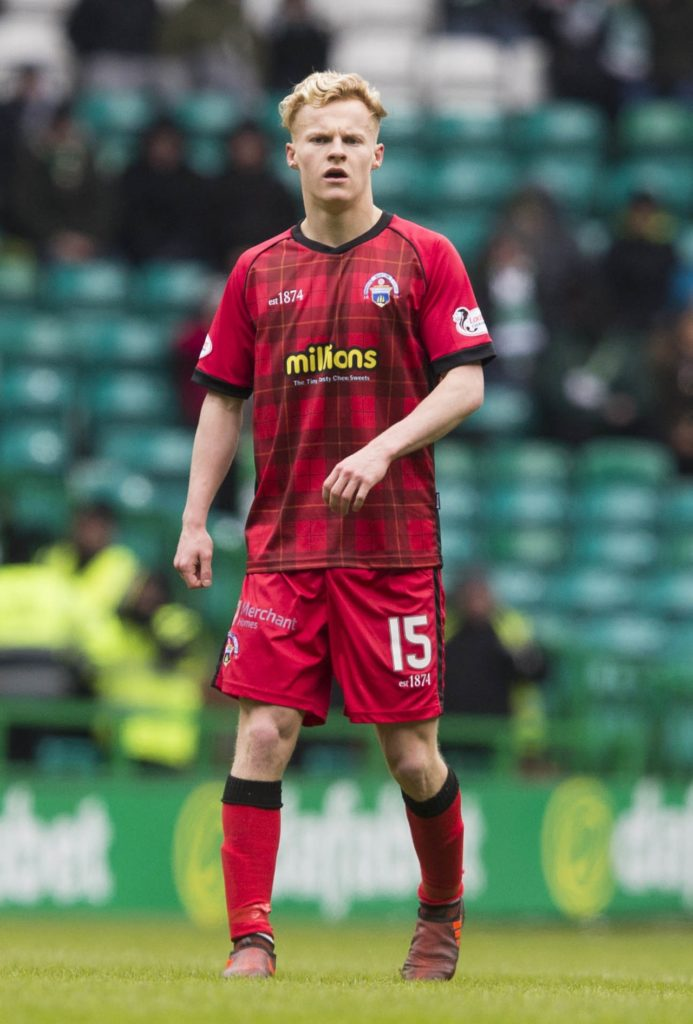 Gary Holt praised Scott Tiffoney after his late double almost completed a brilliant second-half comeback from Livingston against Motherwell.