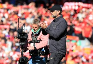 Liverpool boss Jurgen Klopp congratulated Manchester City but hailed his side's own brilliant season after finishing second in the Premier League title race.