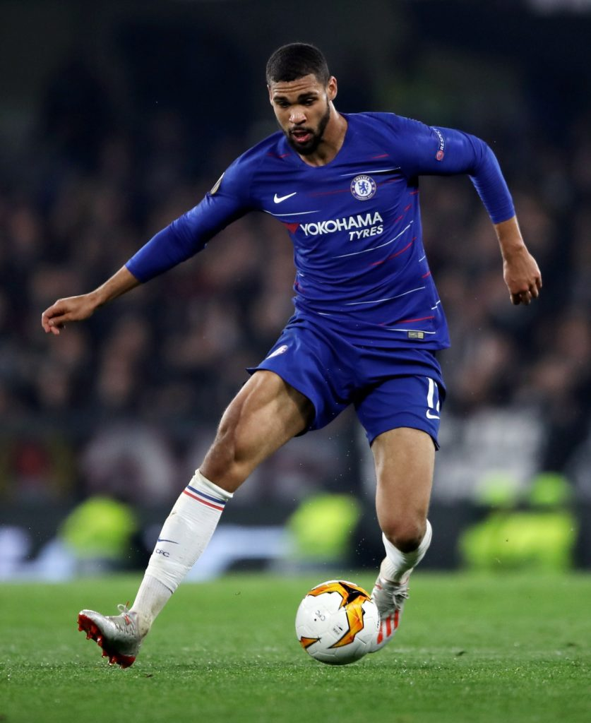 Chelsea have been hit by the news Ruben Loftus-Cheek could miss the Europa League final after picking up an injury against New England Revolution.
