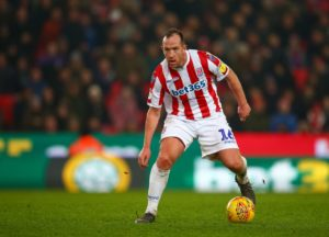 Charlie Adam has confirmed he will be leaving Stoke at the end of the season.