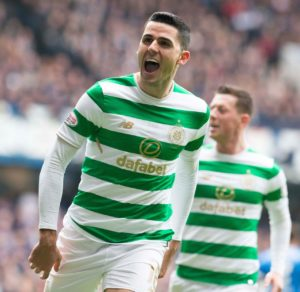 Tom Rogic's agent has played down speculation linking Leicester City and Southampton with a move for the Celtic midfielder this summer.