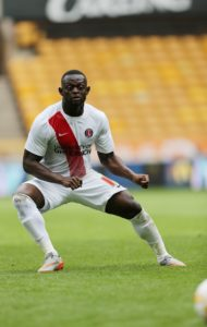Charlton's Igor Vetokele remains a significant doubt for Sunday's League One play-off final against Sunderland.