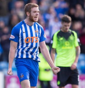 Steve Clarke has named Kilmarnock's uncapped trio Stuart Findlay, Greg Taylor and Eamonn Brophy in his first squad as Scotland boss.