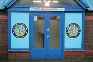 Macclesfield chairman Mark Blower is to leave the club after five years in the role.
