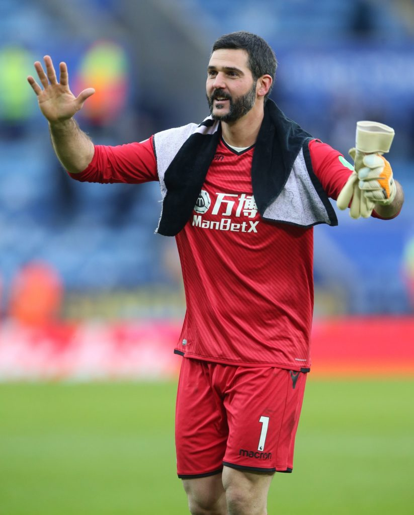 Goalkeeper Julian Speroni says he will never forget his experience at Crystal Palace as he prepares to leave the club.