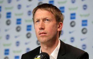 Brighton have dismissed suggestions their appointment of Graham Potter as manager on a four-year contract represents a 'gamble'.