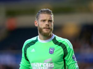Goalkeeper Dean Gerken's six-year stint with recently-relegated Ipswich has come to an end as the club have opted to release the 34-year-old.