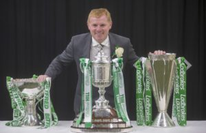Neil Lennon has vowed to keep delivering trophies after being announced as Celtic manager on a 12-month rolling contract.