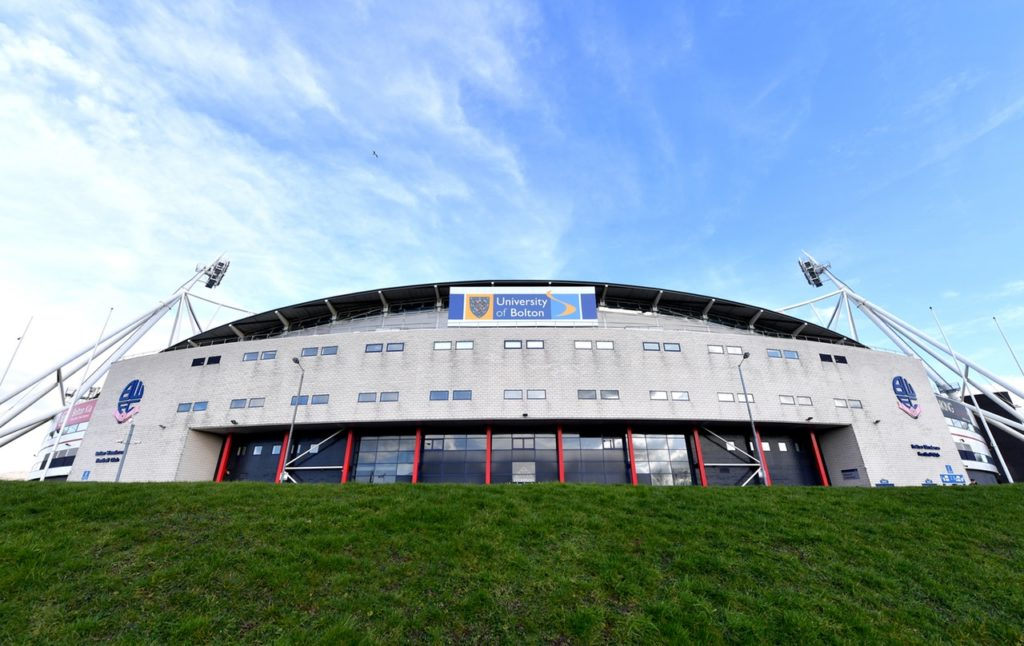 Bolton's non-football related staff will be paid this week - but only from the date the stricken club's administrators were appointed.