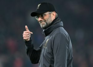 Jurgen Klopp lauded his 'unbelievable' Liverpool players as they defeated Barcelona 4-0 to make the Champions League final.