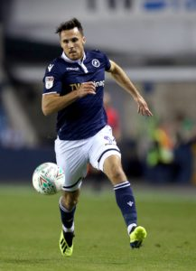 Striker Lee Gregory is expected to join Stoke after confirming he will leave Millwall.
