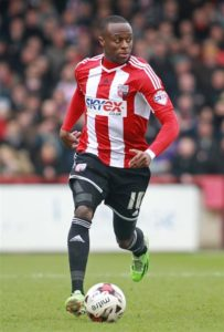 Sheffield Wednesday are reportedly close to securing a free transfer swoop for Brentford defender Moses Odubajo.