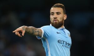 Atletico Madrid are interested in signing Manchester City star Nicolas Otamendi but could lack the financial clout to pull off a deal.