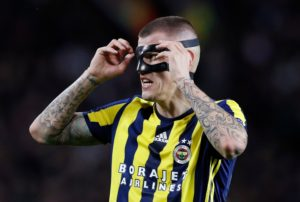 Rangers are reportedly interested in signing Fenerbahce defender Martin Skrtel this summer.