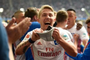 Cardiff have been linked with a move for Lewis Holtby, who is a free agent after his deal with Hamburg came to an end.