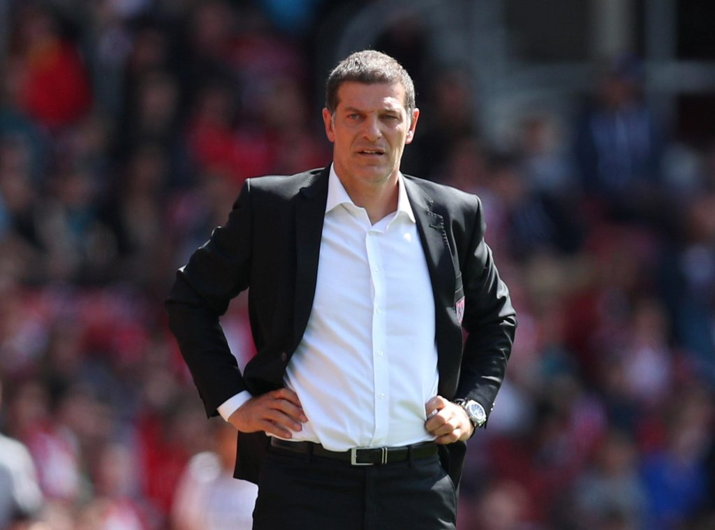 According to reports, former West Ham coach Slaven Bilic is interested in becoming the next Celtic boss ahead of next season.