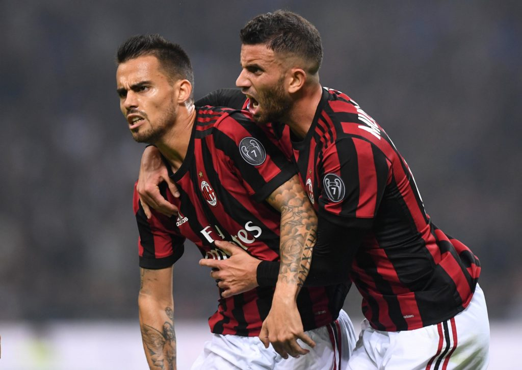AC Milan winger Suso could be set for a summer move with up to three Premier League clubs willing to match his release clause.