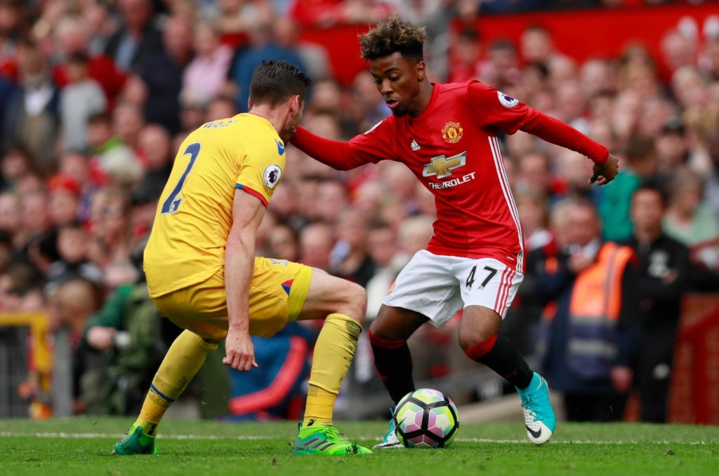 Reports in Portugal claim Angel Gomes is being tracked by Barcelona as he is unsettled at Manchester United.