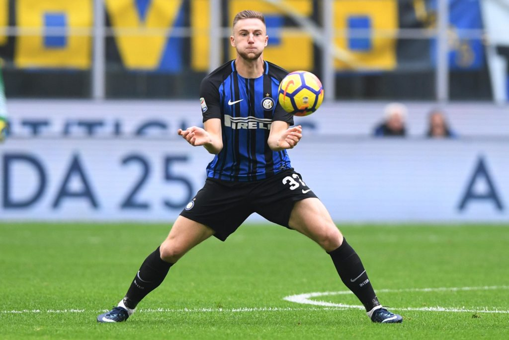 Inter Milan have confirmed central defender Milan Skriniar has put pen to paper on a one-year contract extension with the club.