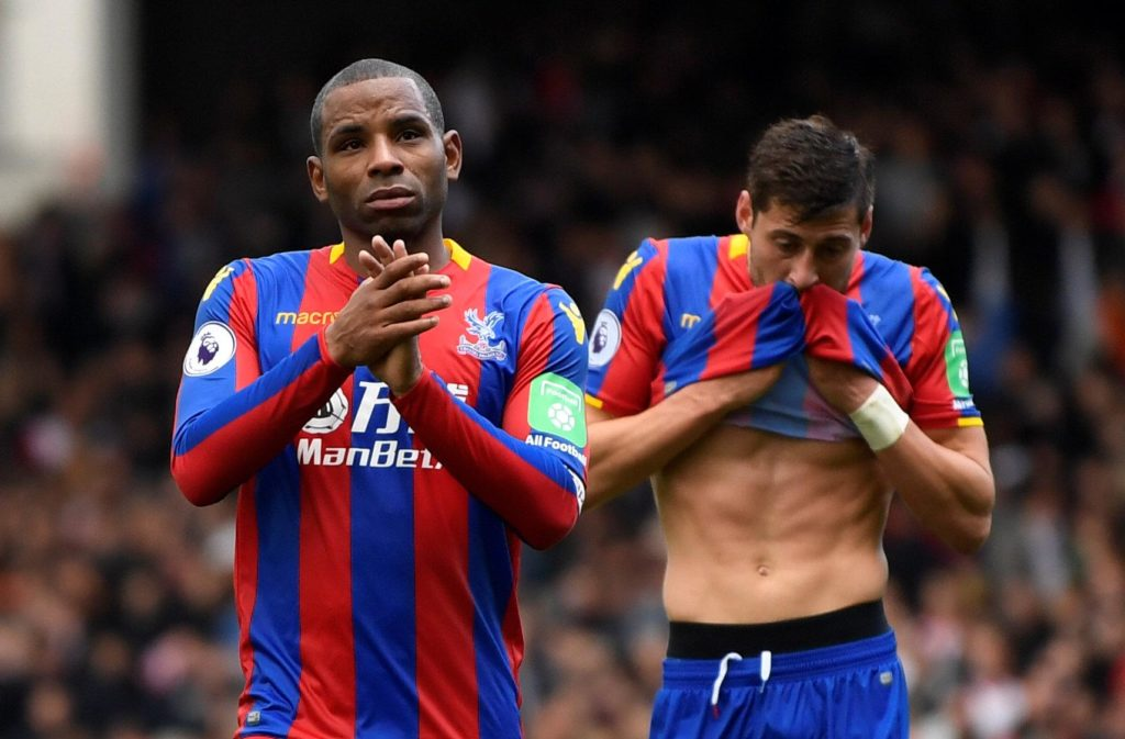 Midfielder Jason Puncheon will leave Crystal Palace when his contract expires at the end of the season.