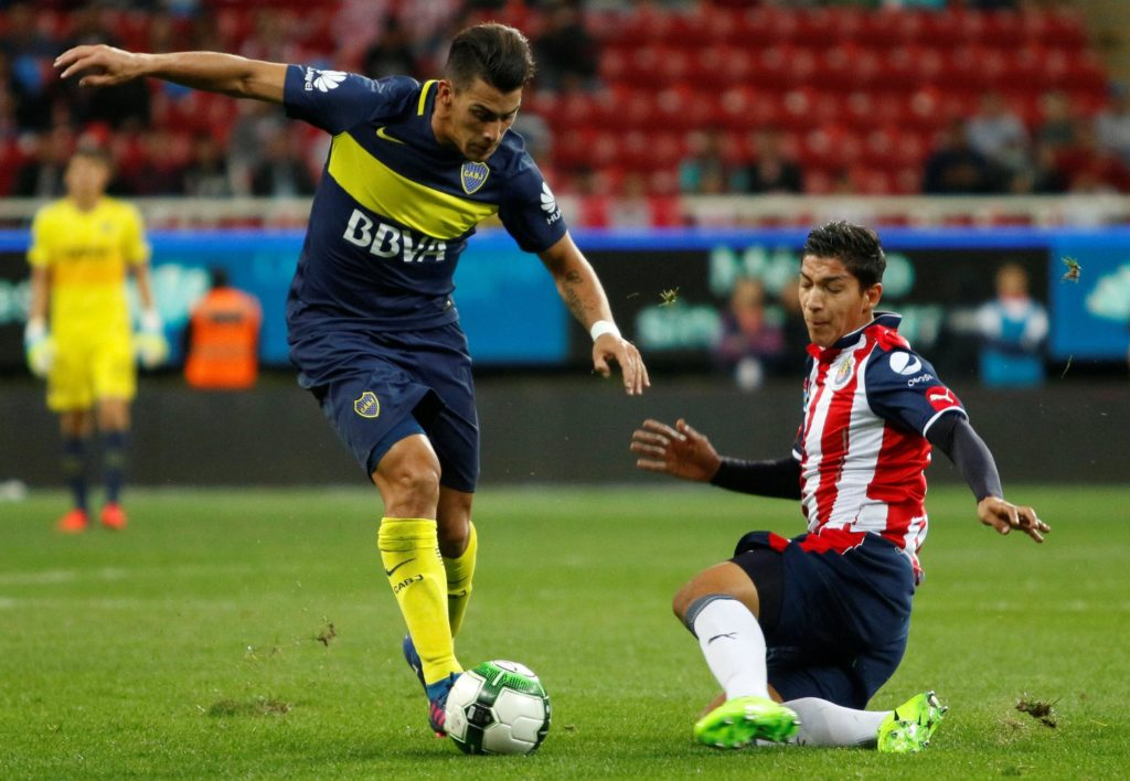 Reports in Argentina claim Watford are interested in signing Boca Juniors' forward Cristian Pavon this summer.