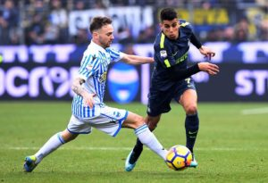 Manchester City are reported to be closing in on a swoop for Juventus defender Joao Cancelo after agreeing to meet the £53million valuation.