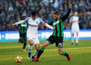 Domenico Berardi has confirmed that he will look to leave Sassuolo in the summer 'if the right proposal arrives'.