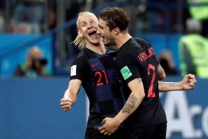 Croatian World Cup finalist Domagoj Vida is reportedly wanted by Wolves in a summer transfer.