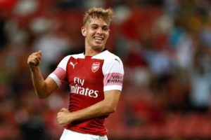 RB Leipzig head coach Ralf Rangnick has confirmed the club would be interested in extending Emile Smith Rowe's loan from Arsenal.