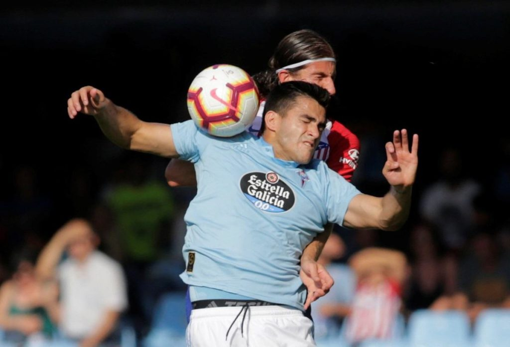 Tottenham are believed to be competing with fellow Champions League finalists Liverpool for Celta Vigo striker Maxi Gomez.