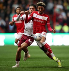 Bristol City have cashed in on England Under-21 international Lloyd Kelly, who has joined Premier League side Bournemouth.