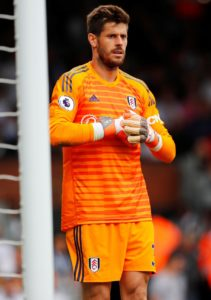 Goalkeeper Fabri is reportedly keen for former club Besiktas to swoop for his services as he looks to seal a move away from Fulham.