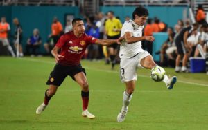 Defender Jesus Vallejo insists he does not want to leave Real Madrid and will continue to push for a first-team place next season.
