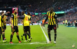 Troy Deeney feels Watford's march to the FA Cup final proves they have emerged from the shadows to become a serious top-flight club.