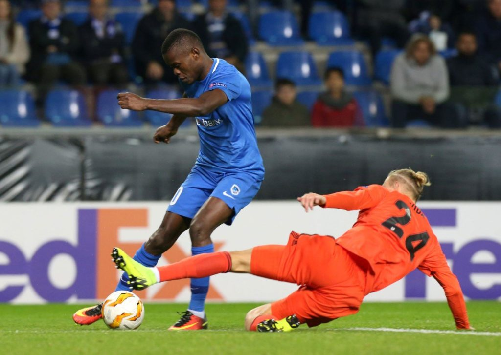 Cardiff City are believed to be one of the clubs interested in signing Genk striker Mbwana Samatta this summer.