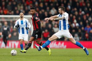 Celtic are reportedly lining up a summer offer for Bournemouth forward Lys Mousset.