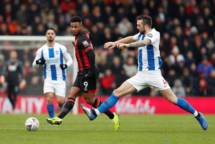 Bournemouth striker Lys Mousset could be on the move with Celtic reportedly interested in signing him.