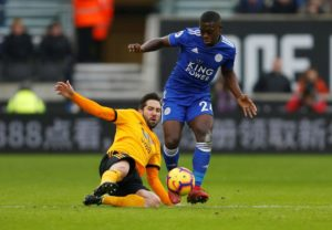 Leicester City manager Brendan Rodgers has praised Nampalys Mendy and is keen on keeping the midfielder at the club this summer.