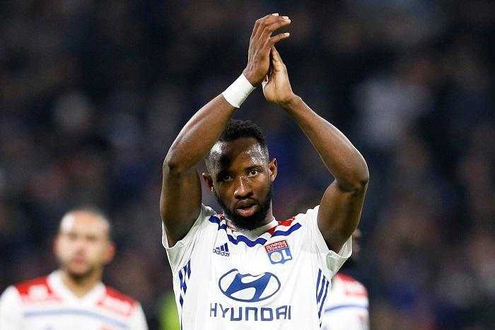 Manchester United have launched a 45million euros bid for Lyon's Moussa Dembele, according to reports in France.