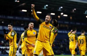 Brighton striker Glenn Murray says he is ready to take over as the club's elder statesman after Bruno's retirement.