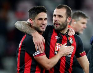 Bournemouth defender Steve Cook has revealed he played through the pain barrier for the last five games of the season and is looking forward to a good rest.