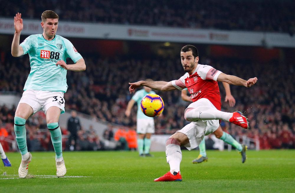 Arsenal admit they are 'hugely concerned' about Henrikh Mkhitaryan potentially missing the Europa League final against Chelsea.