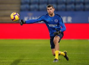 Brighton goalkeeper Mathew Ryan claims his side need to repay the club's fans by playing their part in the Premier League title race.